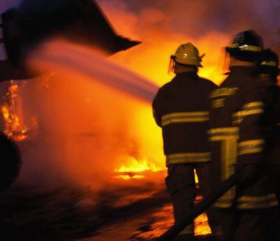 Huzurevinde büyük yangın!