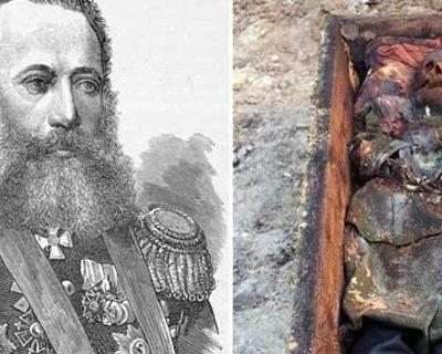 Tabuttaki Rus generalin kimliği ifşa oldu meğer Kars'ta...
