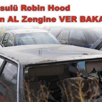 Fakirden Al Zengine VER Yasası.... ÖTV Hurda Araç Hakkında