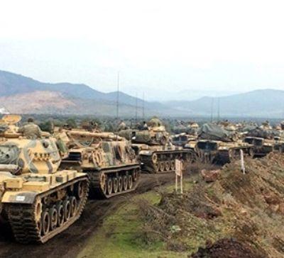 """Afrin """"Zeytin Dalı Harekatı""""nın amacı ne?"""