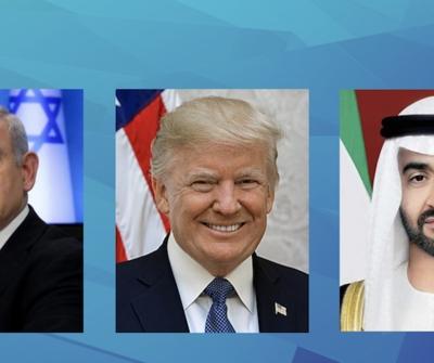 BAE ve İsrail normalleşme anlaşma ortak bildirinin tam metni
