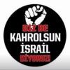 İsrail'in Katliamını Kınıyoruz (İmza kampanyası)