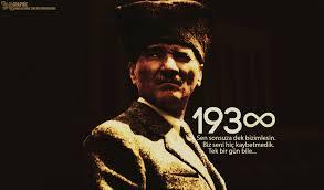Sosyallift 10 Kasım Atatürk`ün Anma Mesajı